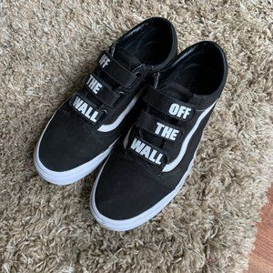 "Vans ""Off The Wall Velcro"" Men's 13"